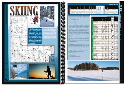 Minnesota All-Outdoors Atlas Skiing Overview