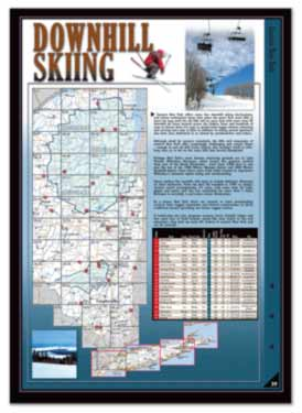 New York All-Outdoors Atlas Skiing Overview
