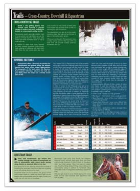 Pennsylvania All-Outdoors Atlas Skiing Overview