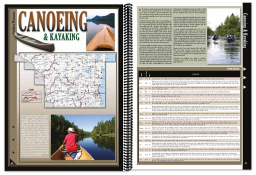 Wisconsin All-Outdoors Atlas Hiking Overview