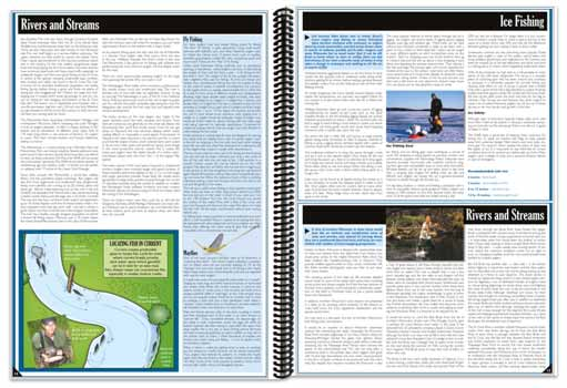 Wisconsin All-Outdoors Atlas Fishing Overview