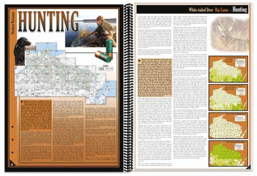 Wisconsin All-Outdoors Atlas Hunting Overview