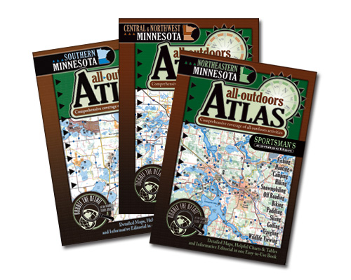 All-Outdoors Atlases