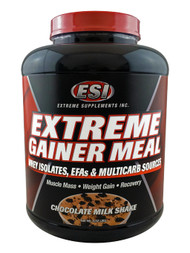 Extreme Gainer Meal - ESI Nutrition - Chocolate Milk Shake