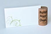 Single Vertical Wine Cork Place Card Holders - CorkeyCreations.com