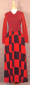 Absolutely FABULOUS Rudi Gernreich Maxi Dress