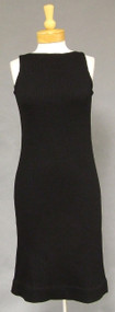 1950's Rudi Gernreich Walter Bass Stretch Wool Knit Sheath