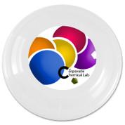 "9"" Flyer White - 4c Digital Imprint - DPFLY9"