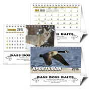 Triumph Calendars - Sportsman Desk - 4260