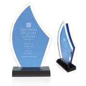Jaffa - Acrylic Sailboat Award