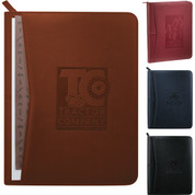 Pedova™ Zippered Padfolio - 0770-10