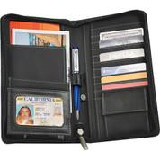 Metropolitan® Deluxe Travel Wallet - 1100-65