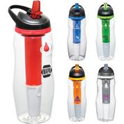 Cool Gear® Water Filtration BPA Free Sport Bottle - 1622-49
