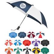 "42"" Auto Open Folding Umbrella - 2050-02"