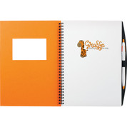 Frame Rectangle Large Hardcover JournalBook™ - 2700-26