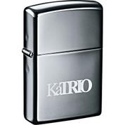 Zippo® Windproof Lighter Black Ice - 7550-22