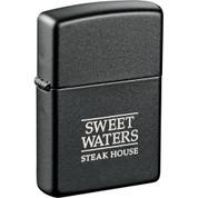 Zippo® Windproof Lighter Black Matte - 7550-26