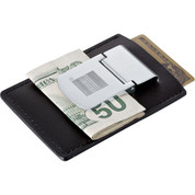 Zippo® Spring Loaded Leather Money Clip - 7550-33