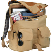Field & Co.™ Cambridge Collection Compu-Backpack - 7950-99