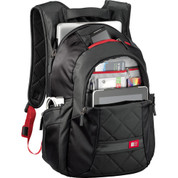 Case Logic® Cross-Hatch Compu-Backpack - 8150-90