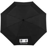 "44"" totes® 3 Section Auto Open Umbrella - 8850-01"