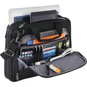 Kenneth Cole® EZ-Scan Single Gusset Laptop Case - 9950-57