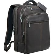 Kenneth Cole® Colombian Leather TSA Compu-Backpack - 9950-58
