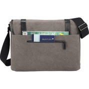 Kenneth Cole® Canvas Compu-Messenger - 9950-61