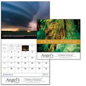 The Power of Nature - Stapled - Good Value Calendars - 7303