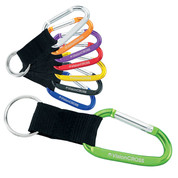 Anodized Carabiner - 6mm - 21124