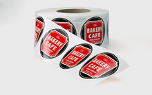 Roll Labels & Decals