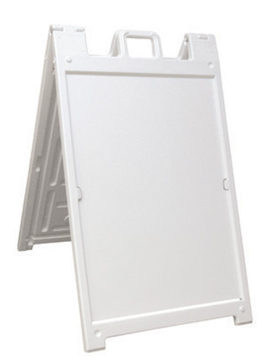 Plastic A Frame Signs | Outdoor A Frame Signs | A Frame Sign Holder ...