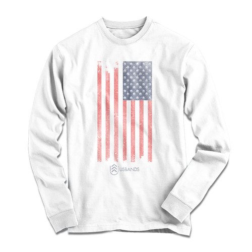 USBands Flag Long Sleeved