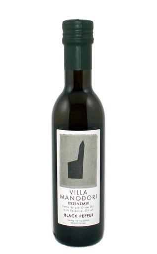 Villa Manodori black pepper olive oil 250 ml