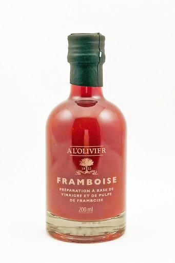 "A L""Olivier raspberry vinegar 200 ml"