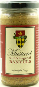 Mustard with Vinegar of Banyuls