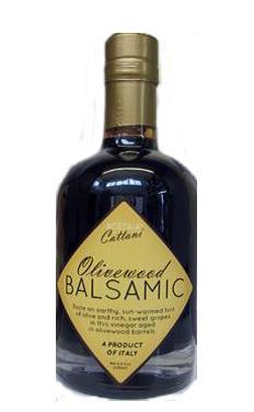 Cattani olivewood balsamic vinegar 250 ml