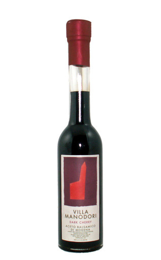 Villa Manodori dark cherry balsamic vinegar 250 ml