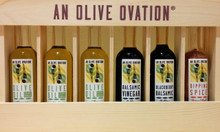 An Olive Ovation 6 Bottle Sampler Set, 50 ml