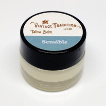 Sample - Sensible Tallow Balm, 1/4 fl. oz. (7 ml)