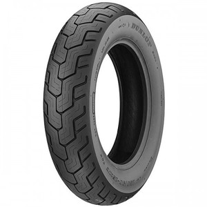Dunlop D404 Black Wall Rear Tire