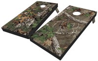 Realtree EXTRA GREEN Full Camo Cornhole Boards