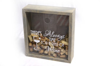 Customizable Wine Cork Holder