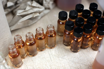 Anointing and Dressing Oils