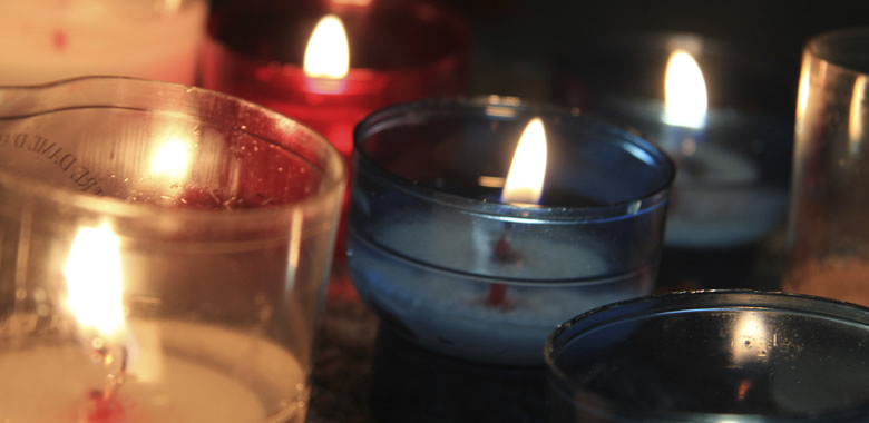 What It Means When Your Candle Burns A Certain Way Original