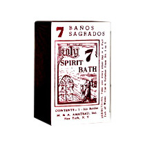 7 Holy Spirit Bath