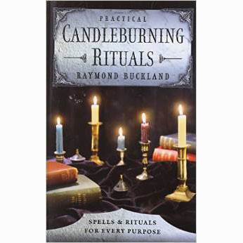 Practical candleburning rituals raymond buckland