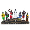 7 African Power Orisha Statue
