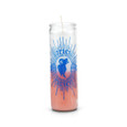 Aries Multicolor 7 Day Horoscope Candle