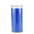 14 Day Plain Blue Candle